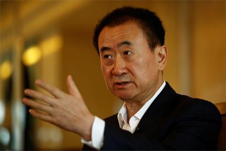 王健林的反腐经:高薪养廉、超强审计、拒绝官太太和官二代