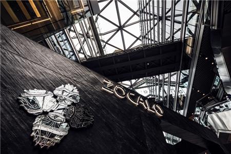 Zocalo穿越时空品牌发布暨中国首家体验展厅开业