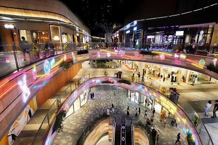 壹方天地A区开业一周年 出色表现引航深圳北商圈