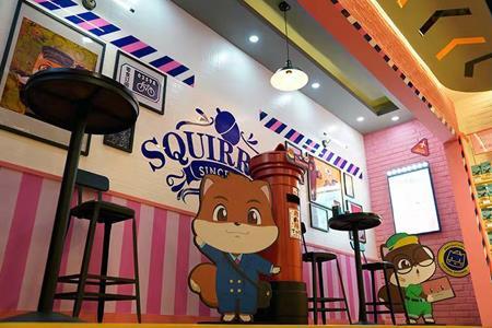 三只松鼠计划10月12日起统一采用升级版联盟小店形象