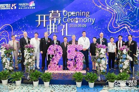 第二十五届中国国际家具展览会9月浦东华彩绽放