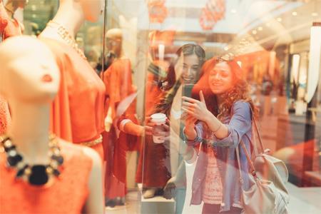 中国内地奢侈品销量将翻4倍