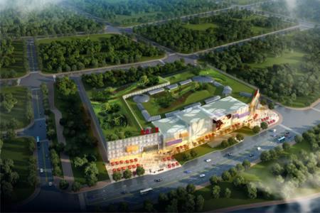 揭阳万达广场9月17日奠基 预计2021年9月28日开业