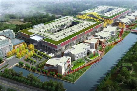 绿地控股23亿收购吉盛伟邦家具村 计划进行升级改造