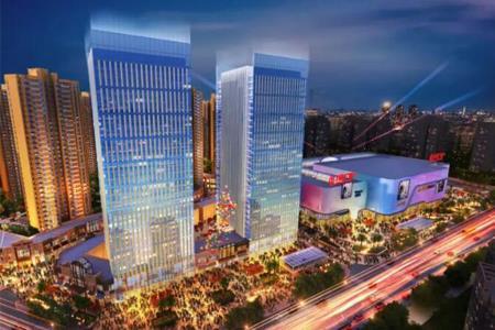 焦作第二座万达广场落户马村区 总投资约60亿元