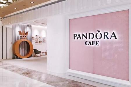 曾缔造珠宝销售神话的潘多拉也跨界开咖啡店