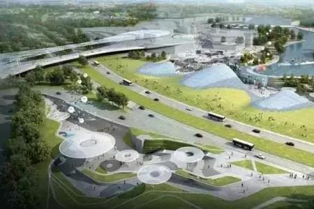 北京环球度假区官宣2021开园 是亚洲第三个环球影城