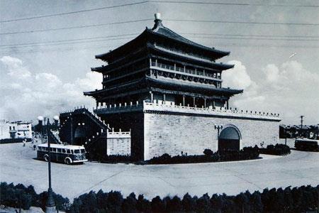 献礼建国70年丨西安城市变迁的历史脉络(上)