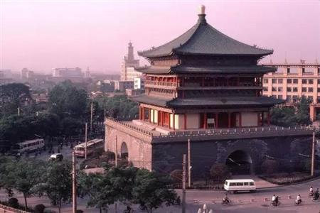 献礼建国70年丨西安城市商业变迁的历史脉络(中)