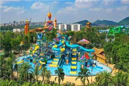 耗时6年打造的欢乐海岸PLUS即将亮相 华侨城又一标杆力作!