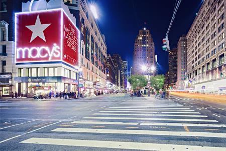 梅西百货计划今年关闭29家门店 包括1家奢侈品百货
