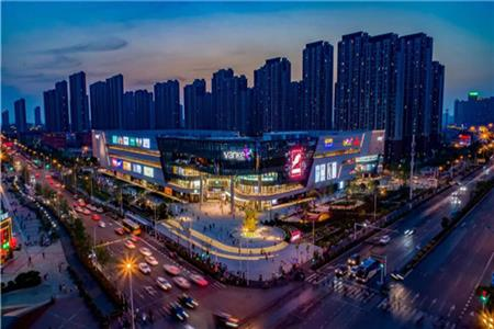 2019年安徽已开商业项目30个 新增商业体量超298万㎡
