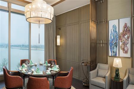 """心有所""""鼠"""" 西安浐灞艾美酒店乐美中餐厅打造暖意融融年夜饭"""