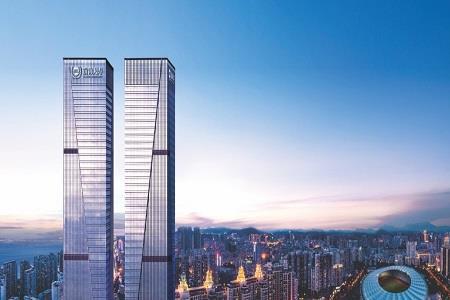 自带1.8万㎡精品商业 多国名企签约深圳前海人寿金融中心