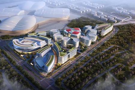 蓝光发展拟就上海办公楼资产发行类REITs 规模不超10.65亿元