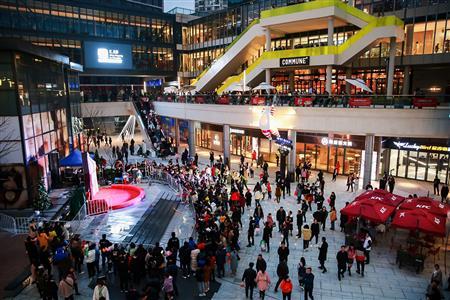 """JERDE 刘昶昇:设计赋予建筑生命,宁波宝龙广场致力成为""""城市客厅"""""""