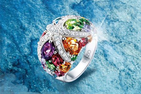 周大福收购首饰品牌Enzo全部股权 加速布局彩色宝石首饰领域