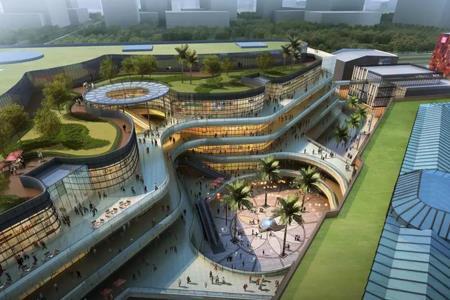 信阳第二座万达广场将进驻信合阳光城