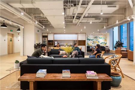 WeWork与Gympass签署共享办公空间协议 软银是后者股东