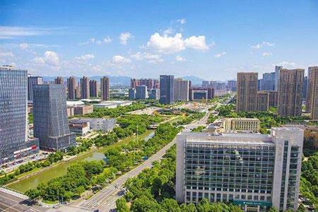 蓝绿双城联合体20.55亿夺杭州主城TOD地块
