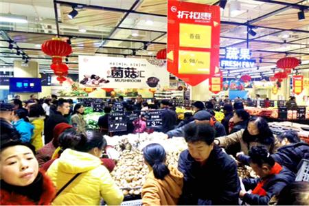 永辉超市门店总数达910家,2019年平均1.78天新增一家