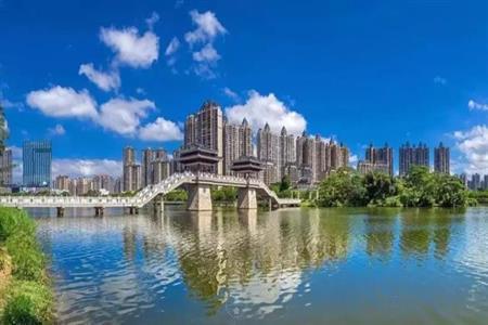 未来惠州商业看这里,印象城、万象汇、隆生齐聚金山湖片区