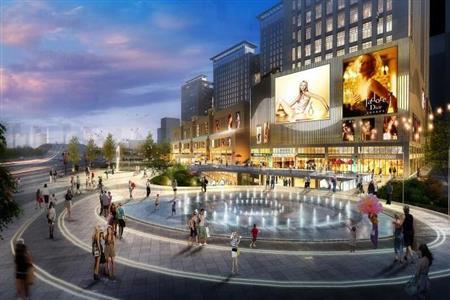 """邦盛广场荣获2020云南""""年度最具投资价值商业项目""""奖"""