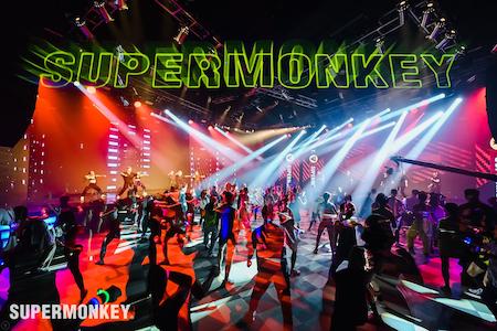 让热爱发光,「超级猩探」年度派对燃爆上海