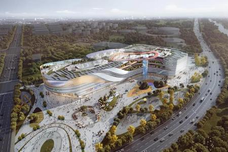 徐州42个项目签约 苏宁九里商务广场、大龙湖英伦商业街区受关注