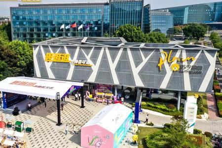 苏宁易购新开近300家门店 包括5家苏宁家乐福