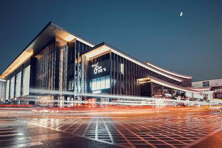 为新一代选择个性品牌 皇城恒隆广场迎来新店开业潮