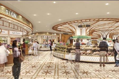 杭州大厦LSE超市全新升级,两大亮点凸显核心竞争力