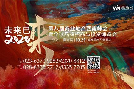 """自贡华商爱琴海购物公园荣获""""年度投资价值商业地产项目""""奖"""