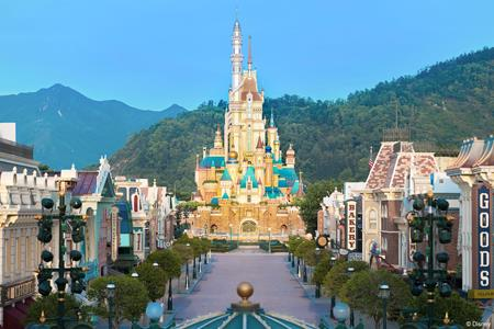 年内第三次暂时关闭!香港迪士尼乐园12月2日起暂停开放