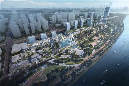 南京华侨城欢乐滨江将出席2020赢商网大会 共赴新赛道