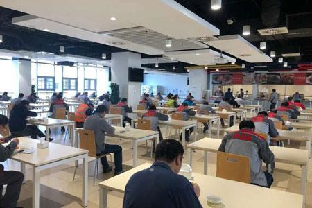 厦门餐饮单位复工须知:餐桌间距1.5米以上 顾客进店用餐实名登记