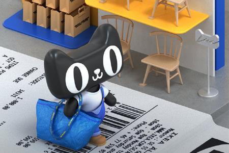 商家掀起线上开店潮 12000个线下品牌入驻天猫