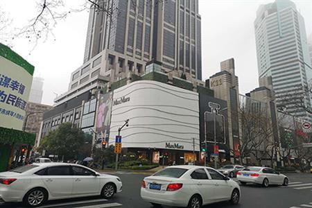 复工一个月,淮海路商圈内购物中心怎么样了?
