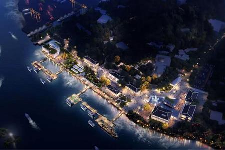 招商蛇口福州船政文化城项目计划不再进行 此前一期拟投资100亿元