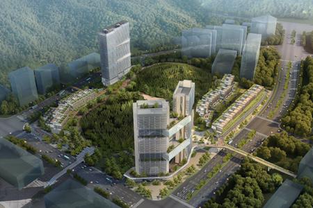 广州凯德星贸中心拟建商业广场 毗邻优托邦科学城店