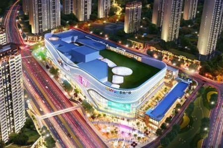 安宁吾悦广场280天开业倒计时 全平台网络直播百万人围观