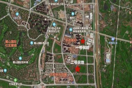 商地快讯|蓝光、佳兆业竞得天府新区2宗土地 总计118.7亩