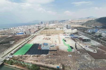 大理首个万达广场正式开工 13万㎡购物中心预计2023年建成
