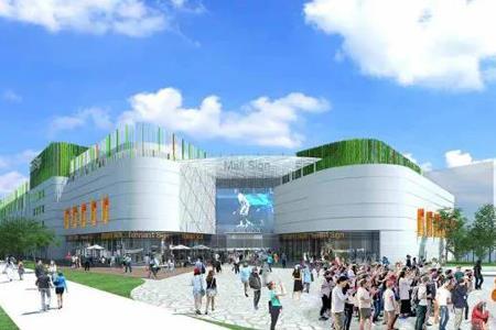 三井奥特莱斯购物城.林口二期规划:用地面积近3万㎡、引进90个品牌