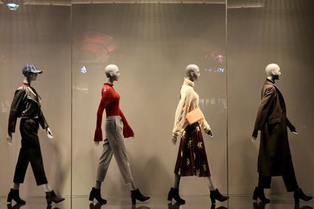 安正时尚拆分子公司上市 中国服饰营收下滑8.9%