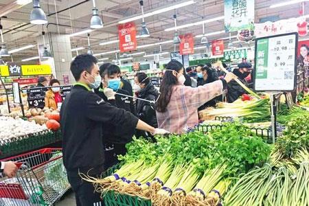 """员工变主播 永辉超市在抖音等平台直播""""卖菜"""""""