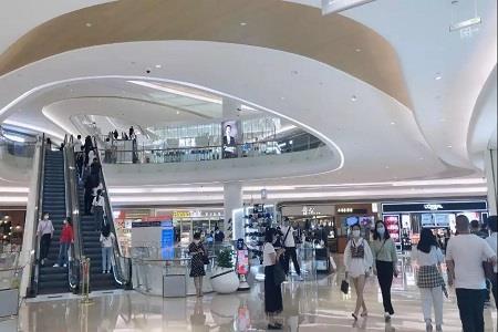 深圳商业纪实3-25:宝安中心商圈客流逐渐回暖