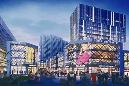 阳泉万达广场开工建设 占地面积约310亩