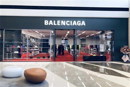 Balenciaga云南首店进驻昆明恒隆广场