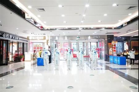 号外!武汉首批18家商场今日恢复营业